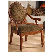 Old World Living Room Furniture by Amazon Com Arm Chairs Create An Old World Style With This