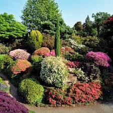 colorful rock garden at leonardslee gardens west sussex u2026 flickr