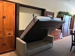 Folding Cing Bed Murphy With Desk Beautiful Bedroom Furniture Beds And King
