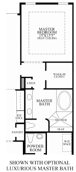master bedroom bath floor plans the summit at bethel the brandeis home design