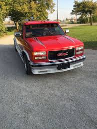 Silverado Southern Comfort Package 1994 Gmc Southern Comfort Conversion Sierra 1500 Truck 32 000 Miles