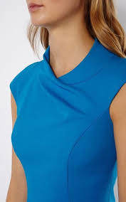 karen millen blue pencil dress karen millen floral dresses