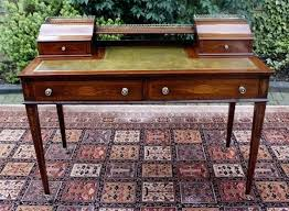 Campaign Desk Antique Desk Antique Deskdressing Table Vintage Desk Side Table