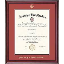of south carolina diploma frame of south carolina 11 x 14 classic diploma frame