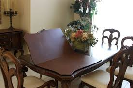 Customized Dining Room Table Pads Table Pads Custom - Dining room table protectors