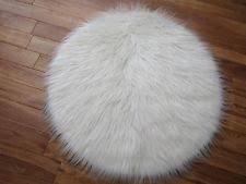 faux fur rug ebay