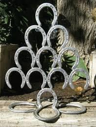 horseshoe christmas tree horseshoe