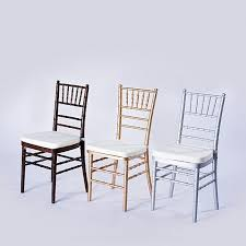 fruitwood chiavari chairs fruitwood chiavari chair with black chair pad archives rc events