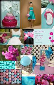 and baby wedding turquoise and wedding
