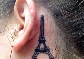 eiffel tower tattoo things i like pinterest