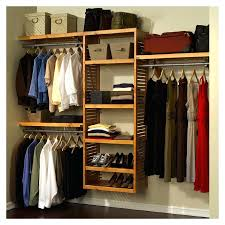 allen and roth closet kit review organizer parts wood