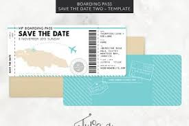 boarding pass save the date boarding pass save the date template invitation templates
