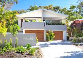 duplex beach house plans modern sunshine beach duplex australia home pinterest