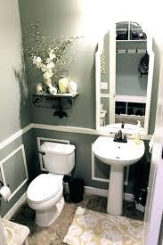 powder bathroom design ideas small powder room designs small transitional gray floor and