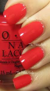 opi holland the cremes swatches and review opi red opi and