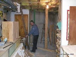 how to build a cold room in basement cold storage room building