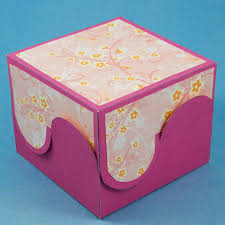 decorative paper boxes how to make an interlocking box boxes and bags