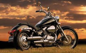 honda shadow spirit honda shadow motorcycles wallpaper widescreen wallpaper bikes