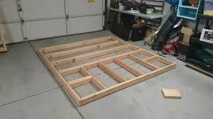 platform bed with storage plans large size of bed framesdiy king