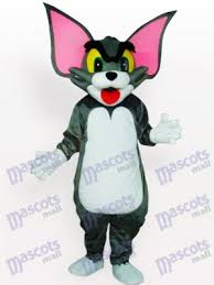 Tom Jerry Halloween Costumes Tom Jerry Mascot Costume