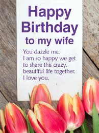 birthday flower cards for wife birthday u0026 greeting cards by