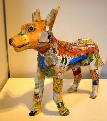 art of recycle 11 artists doing amazing things with recycled materials mental floss