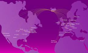 United Flight Map Route Map Wow Air