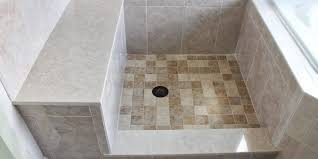 Bathroom Shower Bench Custom Built Shower Bench Basking Ridge Nj 07920