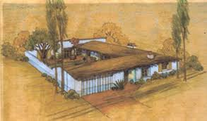 cliff may house society of architectural historians southern california chapter