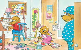 berenstien bears 8 truths about home organization i learned from the berenstain bears