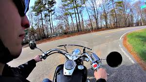 honda shadow aero 750 ride youtube