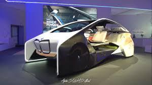 bmw i inside future sculpture bmw concept car bmw self driving