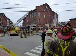 Gas Light Portsmouth Nh Watch Fire At Portsmouth Gas Light Company Building Portsmouth