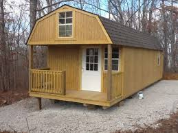 Shed House Plans by Looks Alot Like A Long Shed But Easy Cabin Cabin Stuff
