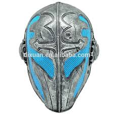 cool masks direct selling cool handsome costume party frp field