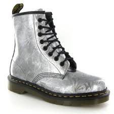 womens boots dr martens dr martens 1460 silver womens boots dr martens polyvore