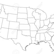 united states map vector usa map vector free map of usa