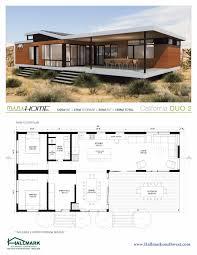 mini home floor plans contemporary mini homes u0026 much more hallmark southwest prefab