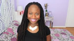 locs 10 style ideas for shorter length locs requested