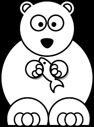 black bear outline free download clip art free clip art on