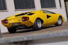yellow lamborghini countach lamborghini countach 4k wallpaper 4880x2022