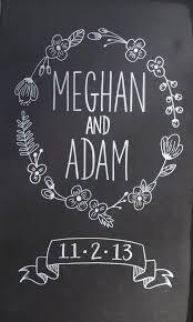 wedding chalkboard handlettering frame szukaj w handlettering 2