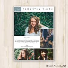 senior yearbook ad templates a beautiful senior yearbook ad photoshop template yearbook ad