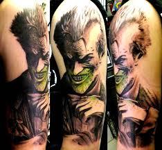 joker tattoo video joker tattoo ideas and joker tattoo designs page 2