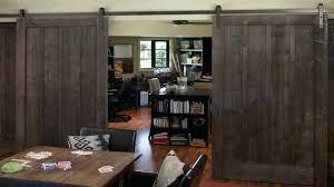 barn door bookcase peytonmeyer net