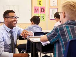 adjusting to a new teacher