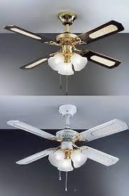 perenz ventilatori da soffitto ventilatore da soffitto ladario 3 perenz 7060 ol b 4 pale