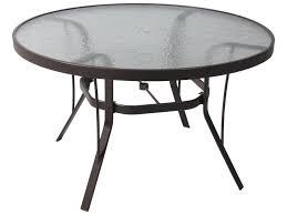 heritage park round dining table walmart mainstays heritage park round dining table brown walmart com