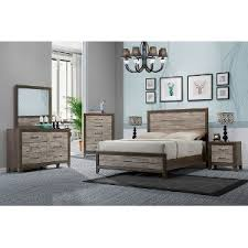 contemporary king size bedroom sets king bedroom sets with king size beds rc willey furniture store
