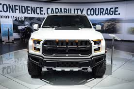 Ford Raptor Top Speed - 2017 ford f 150 raptor supercrew rolls into detroit